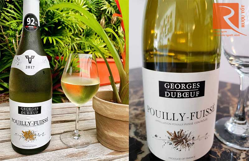 Rượu Vang Pouilly Fuisse Georges Duboeuf