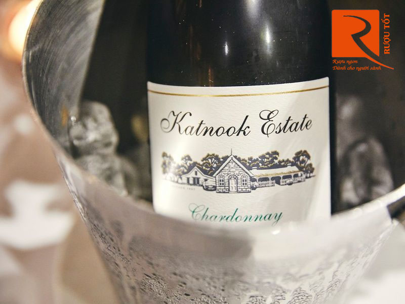 Katnook Estate Riesling wine