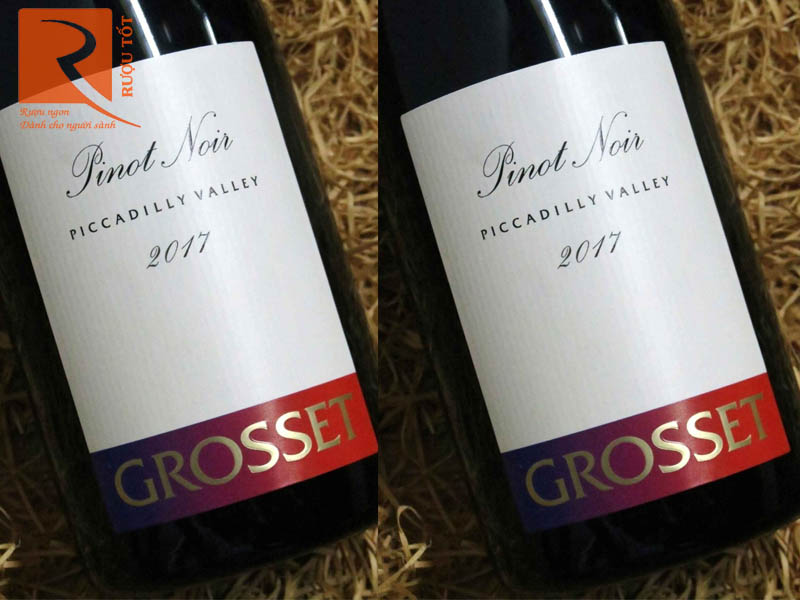 Rượu vang Grosset Pinot Noir Picadilly Valley