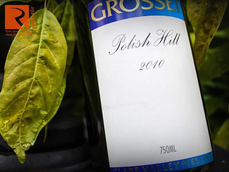 Rượu vang Grosset Polish Hill Clare Valley Riesling