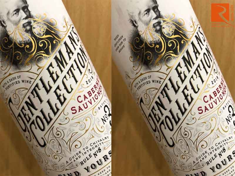 Gentlemans Collection Cabernet Sauvignon Batch No3