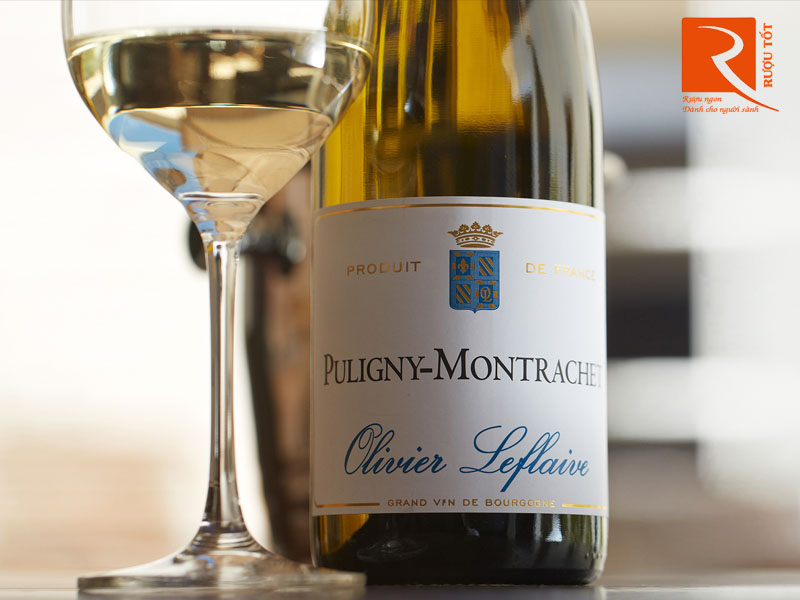 Puligny Montrachet Olivier Leflaive