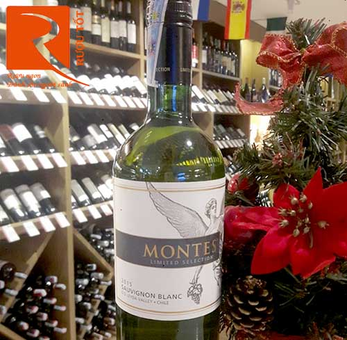 Vang Chile Montes Limited Selection Sauvignon Blanc