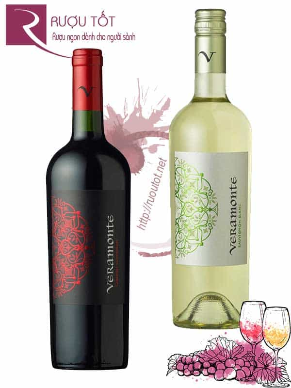 Vang Chile Veramonte Reserva (Red - White)