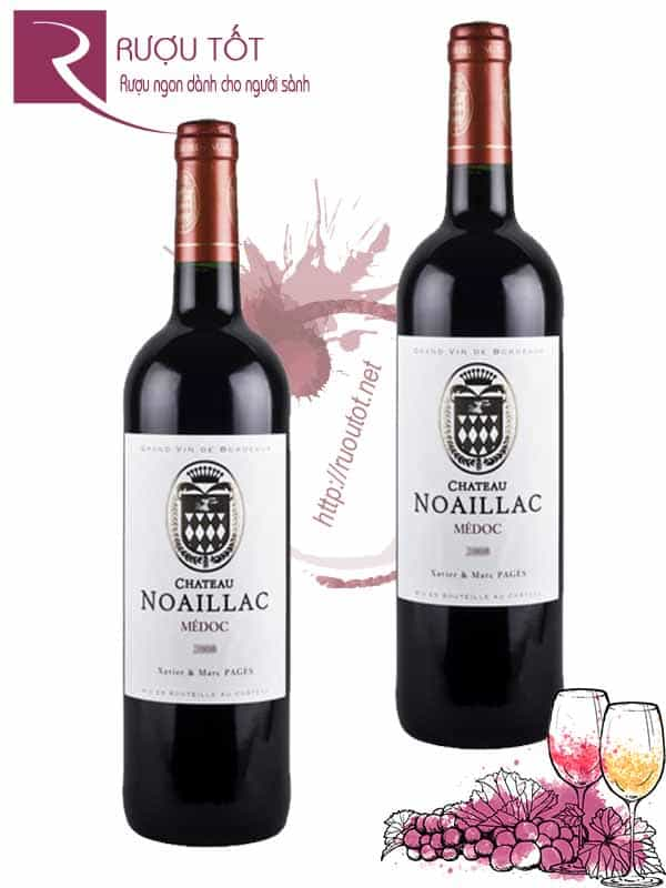 Vang Pháp Chateau Noaillac Medoc