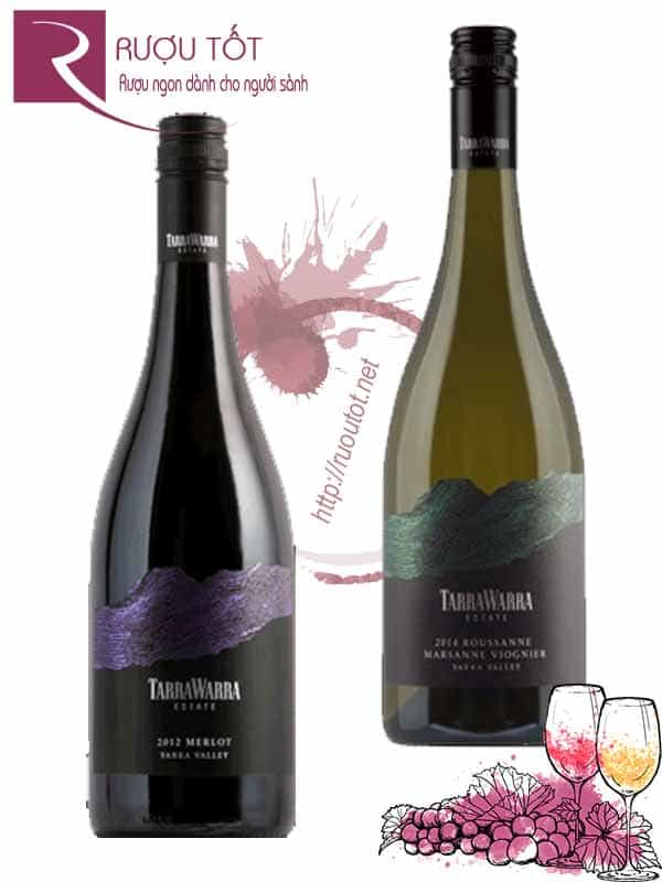 Vang Úc TarraWarra Single Vineyard (Red – White)