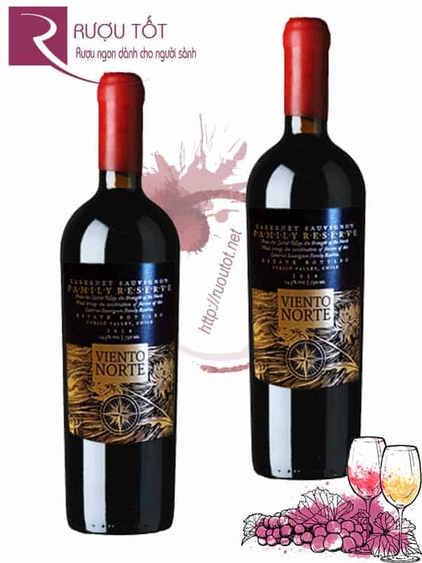 Vang Chile Viento Norte Family Reserve