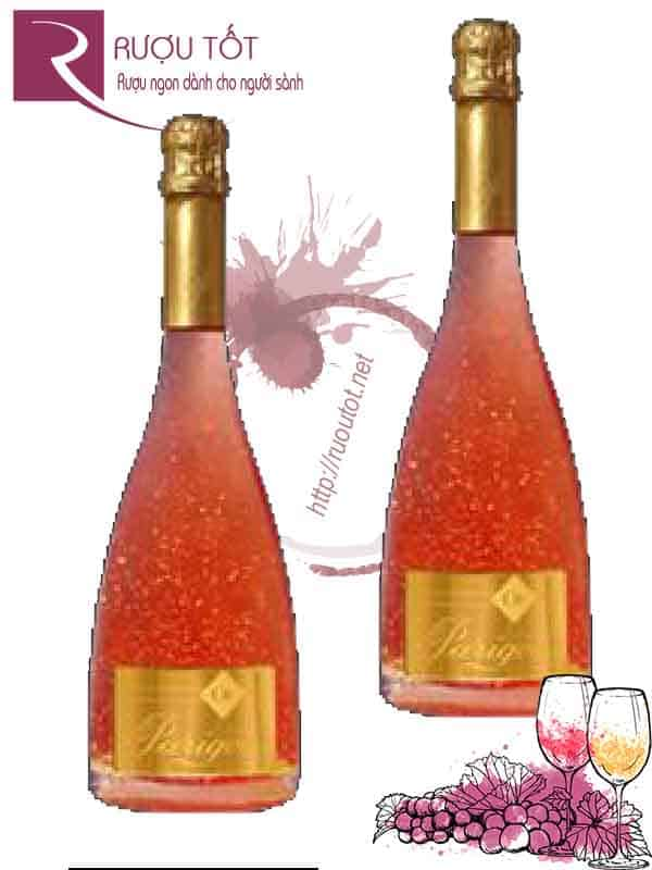 Rượu Champagne Parigot Gold Methode