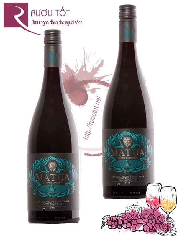 Rượu vang New Zealand Matua Lands Legends Pinot Noir