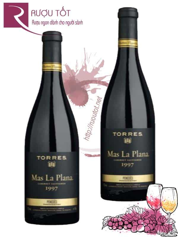 Rượu Vang Mas La Plana Torres Single Vineyard