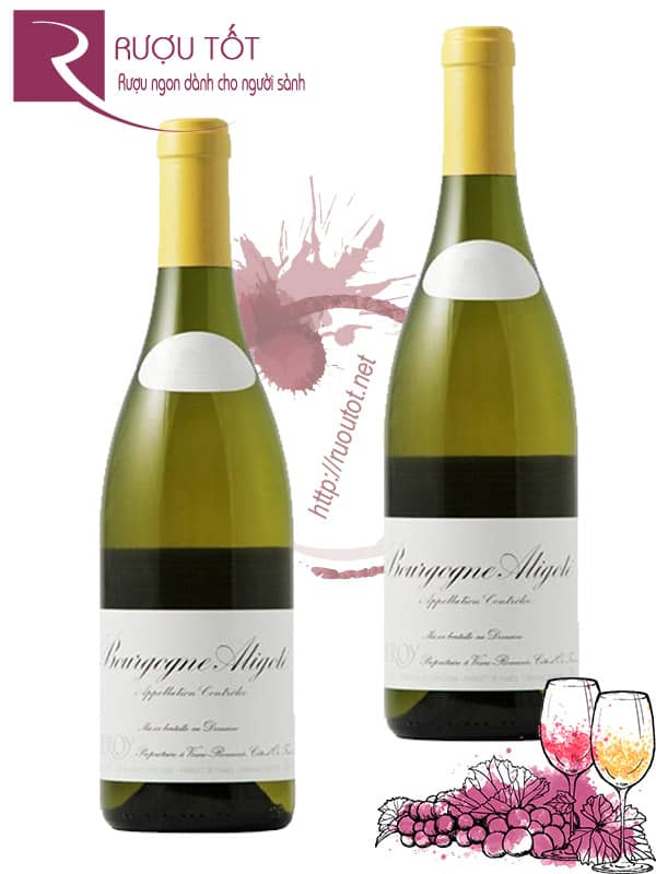 Vang Pháp Bourgogne Aligote Domaine Leroy Thượng hạng