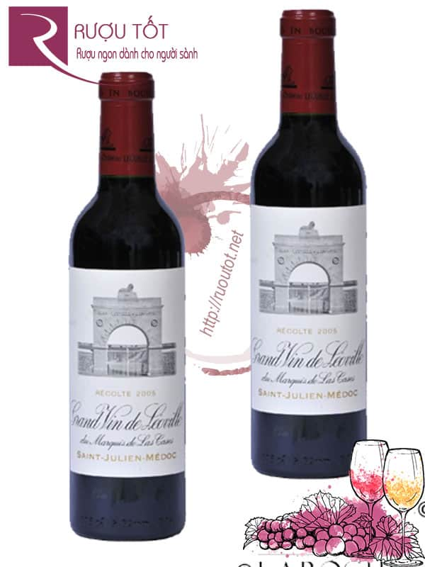 Vang Pháp Chateau Leoville Las Cases 2nd Grand Cru Classes
