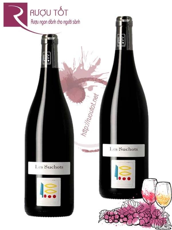 Rượu Domaine Prieure Roch Les Suchots Vosne Romanee