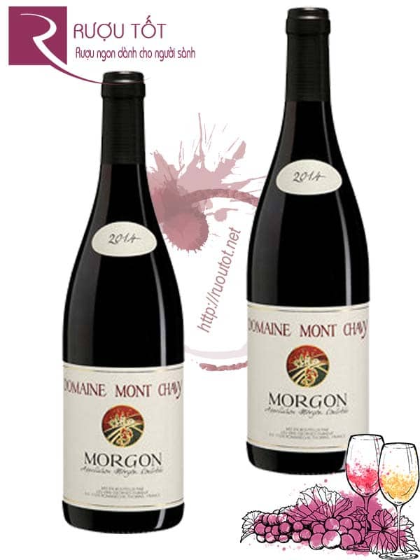 Rượu Georges Duboeuf Domaine Mont Chavy Morgon