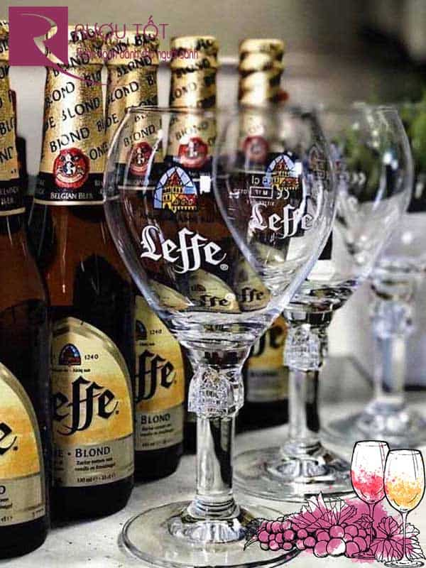 Ly bia Leffe cao cấp dung tích 330ml