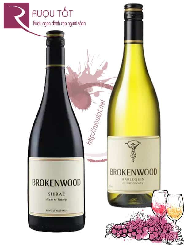 Rượu vang Brokenwood Hunter Valley (Red – White)
