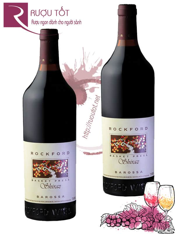 Rượu Vang Rockford Basket Press Shiraz