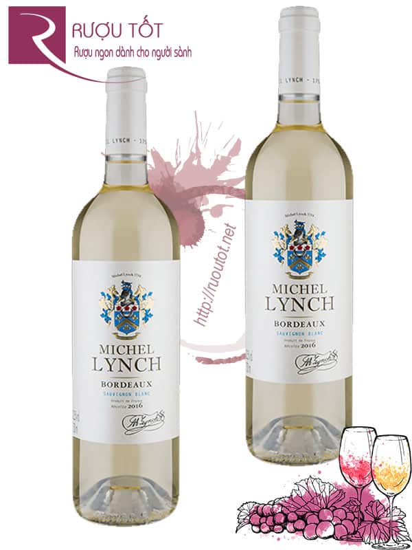 Vang Pháp Michel Lynch Bordeaux Sauvignon Blanc