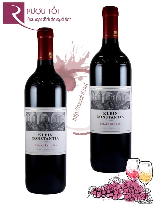 Rượu Vang Klein Constantia Estate Red