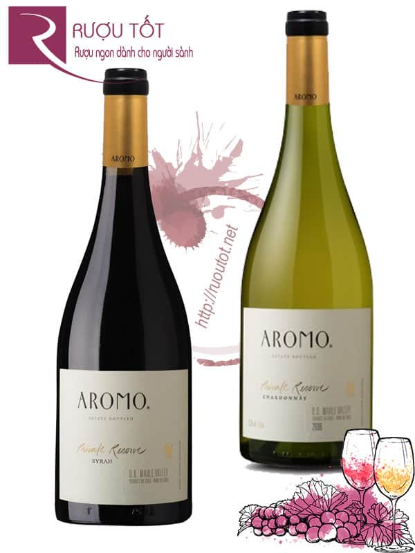 Vang Chile Aromo Private Reserve (Red – White)