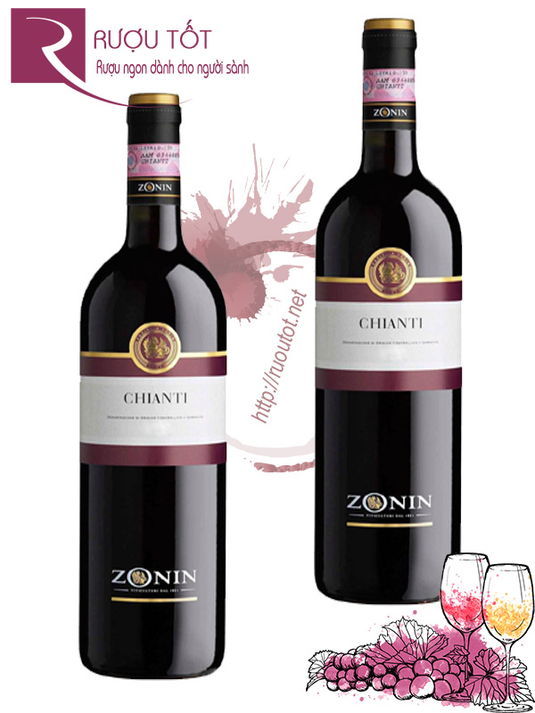 Rượu vang Chianti Region Collection Zonin