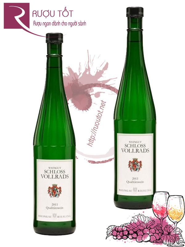 Vang Đức Schloss Vollrads Estate Riesling