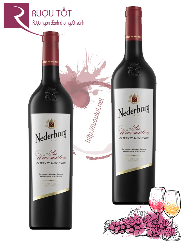 Vang Nam Phi Nederburg The Winemasters Red