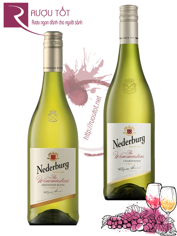 Vang Nam Phi Nederburg The Winemasters White