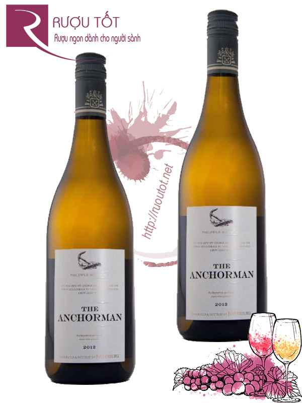 Vang Nam Phi The Anchorman Chenin Blanc