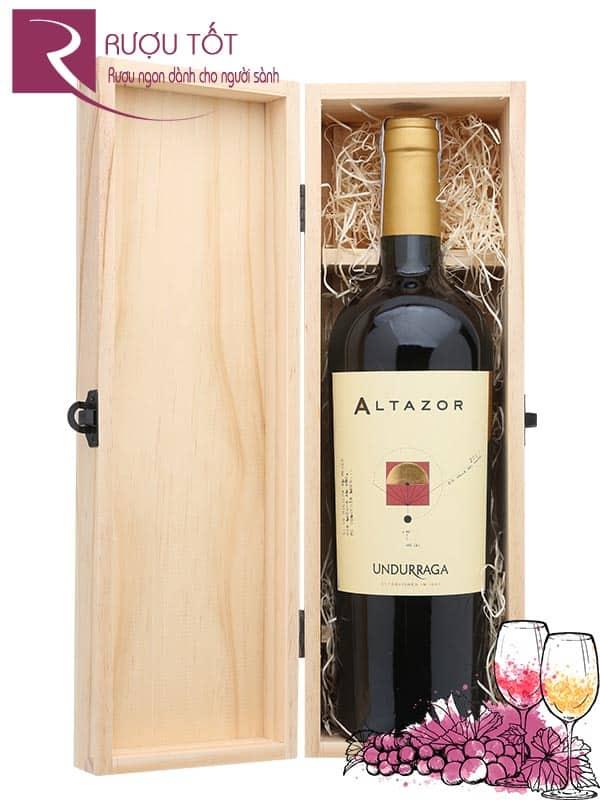 Rượu Vang Altazor Undurraga 1,5L và 3L