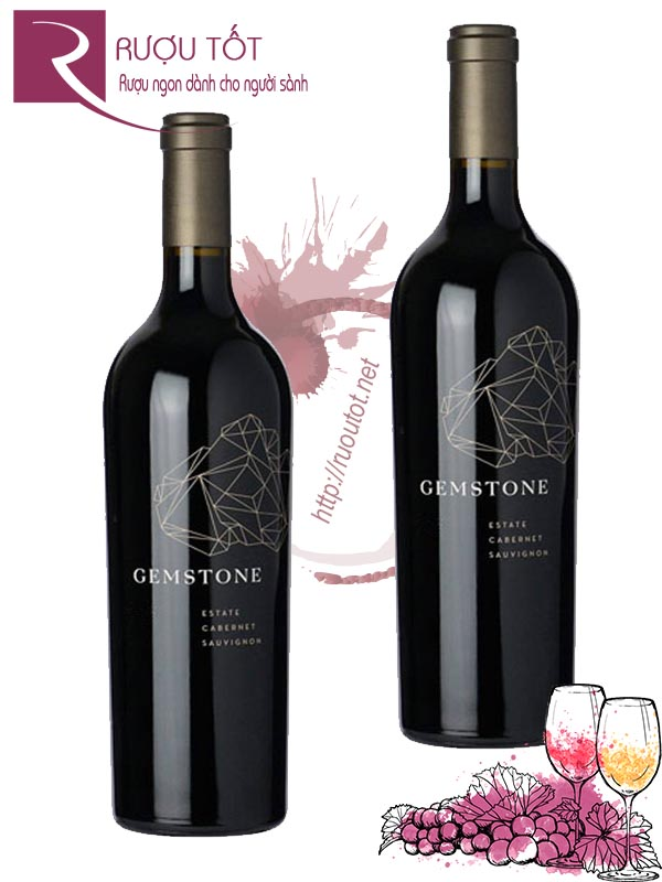 Vang Mỹ Gemstone Cabernet Sauvignon Estate Blend