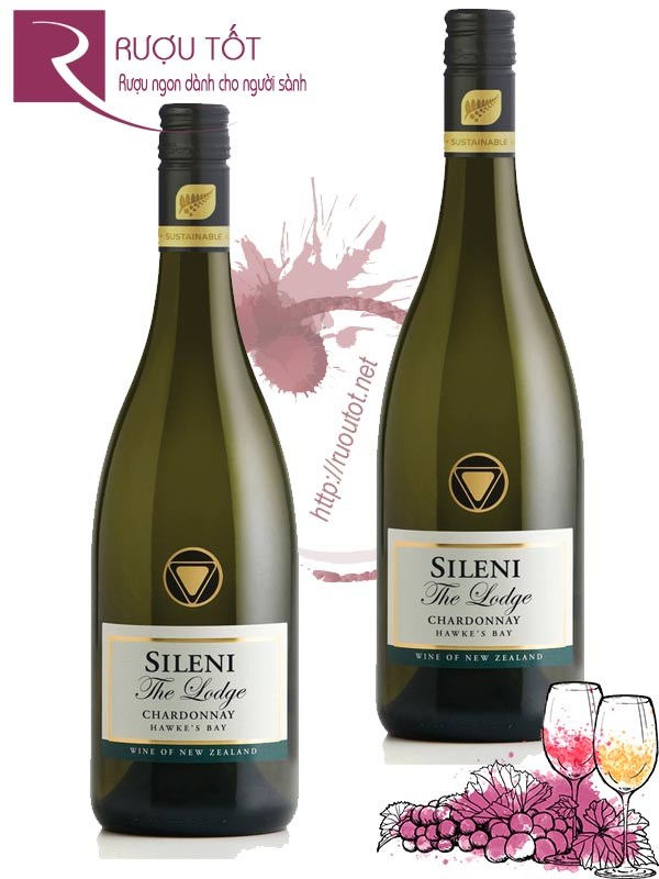 Vang New Zealand Sileni The Lodge Chardonnay
