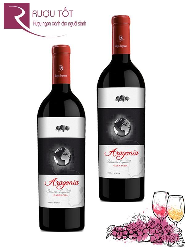 Rượu vang TBN Aragonia Garnacha