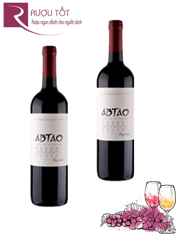 Vang Chile Abtao Reserva Carmenere Thượng hạng