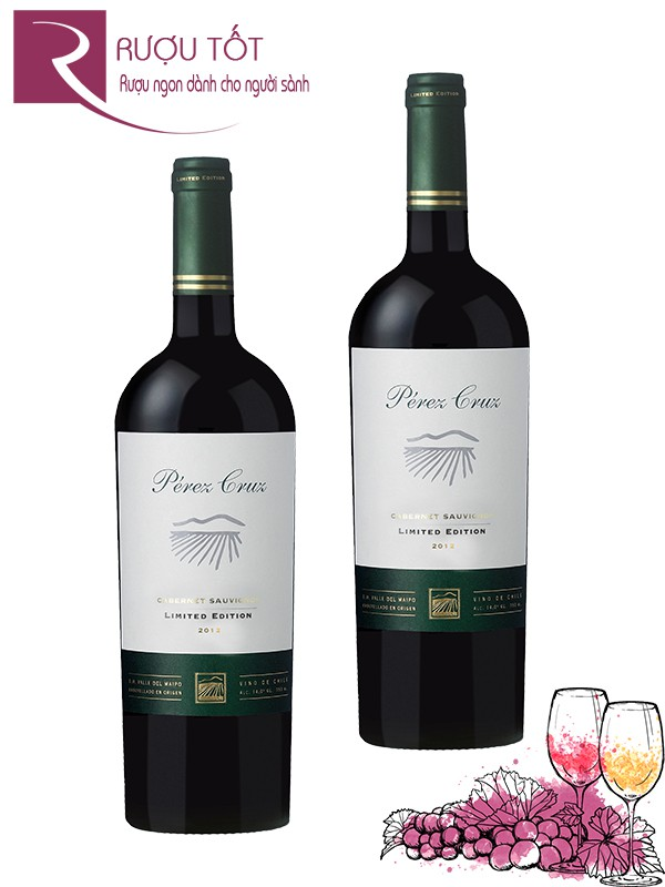 Vang Chile Perez Cruz Cabernet Sauvignon Limited Edition