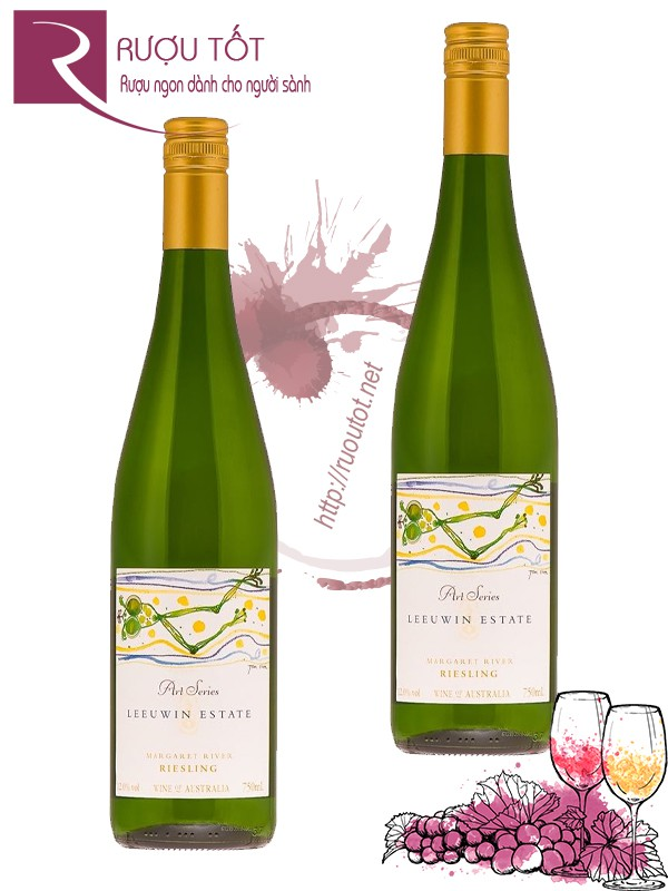 Rượu Vang Leeuwin Estate Art Series Riesling