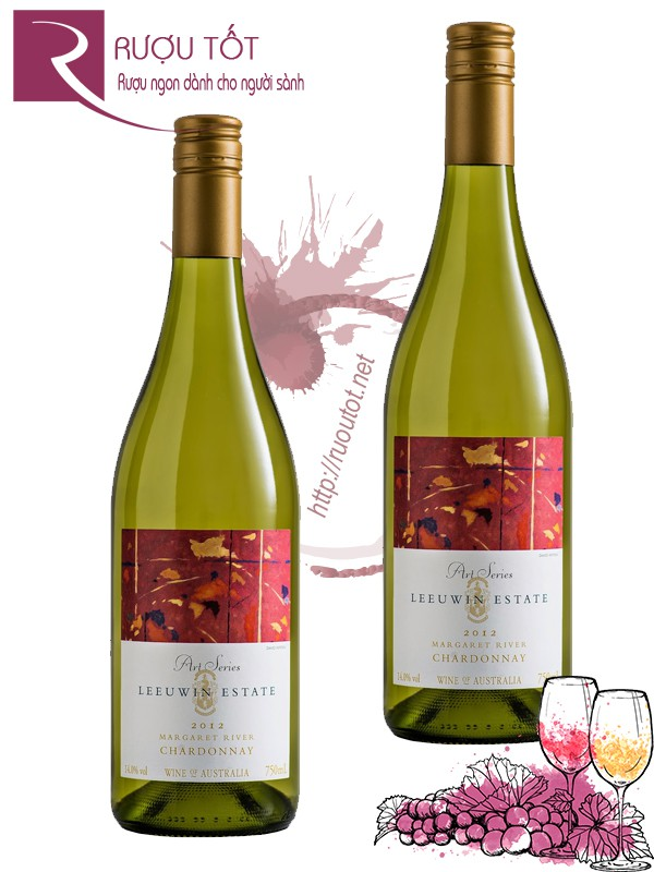 Rượu vang Leeuwin Estate Art Series Chardonnay Margaret River