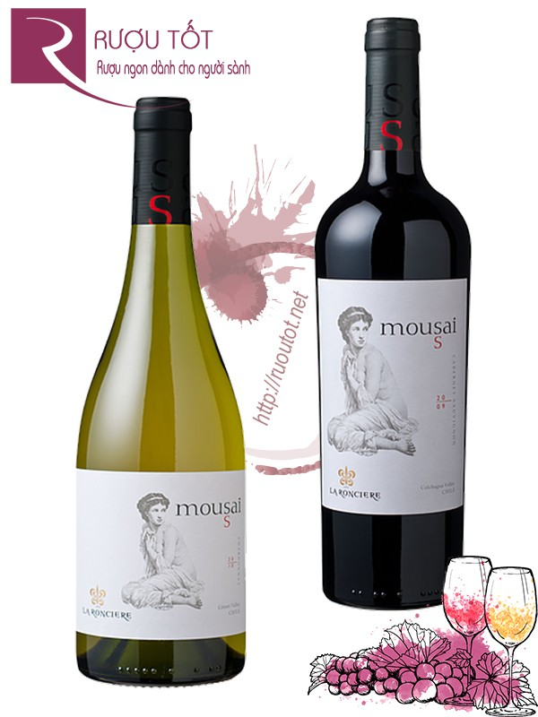 Vang Chile Mousai Reserva (Red – White)