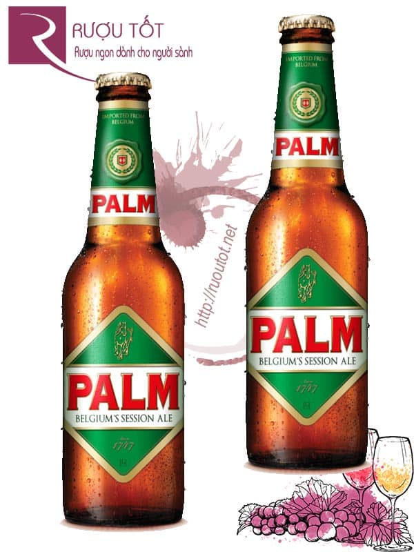 Bia Bỉ Palm speciale belge ale