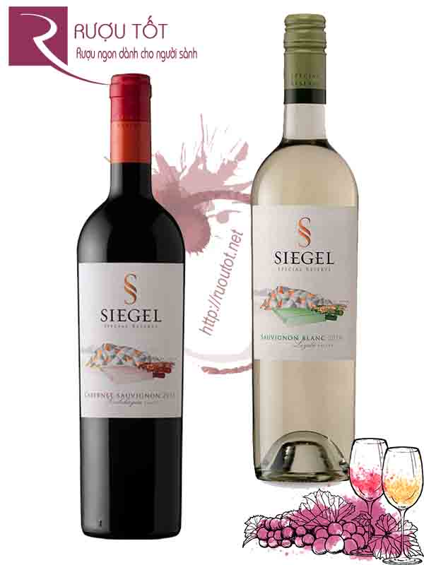 Vang Chile Siegel Special Reserve