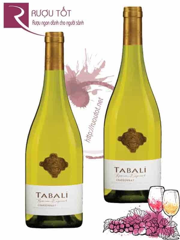 Vang Chile Tabali Reserva Especial Chardonnay Thượng hạng