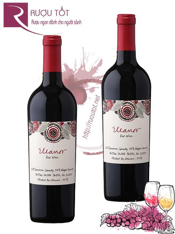 Rượu vang Eleanor Red Wine Napa Coppola Hảo hạng