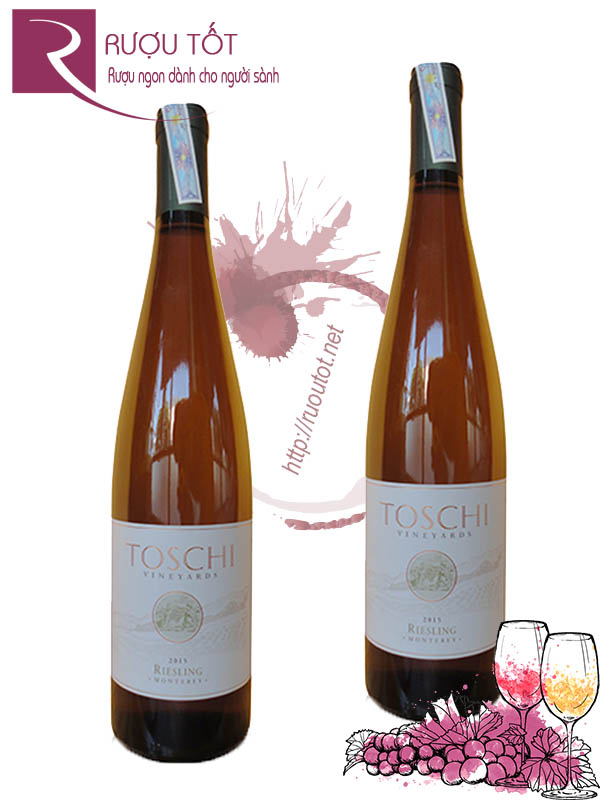 Rượu Vang Toschi Vineyards Riesling