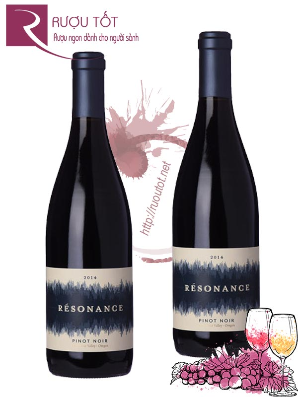 Rượu Vang Resonance Pinot Noir
