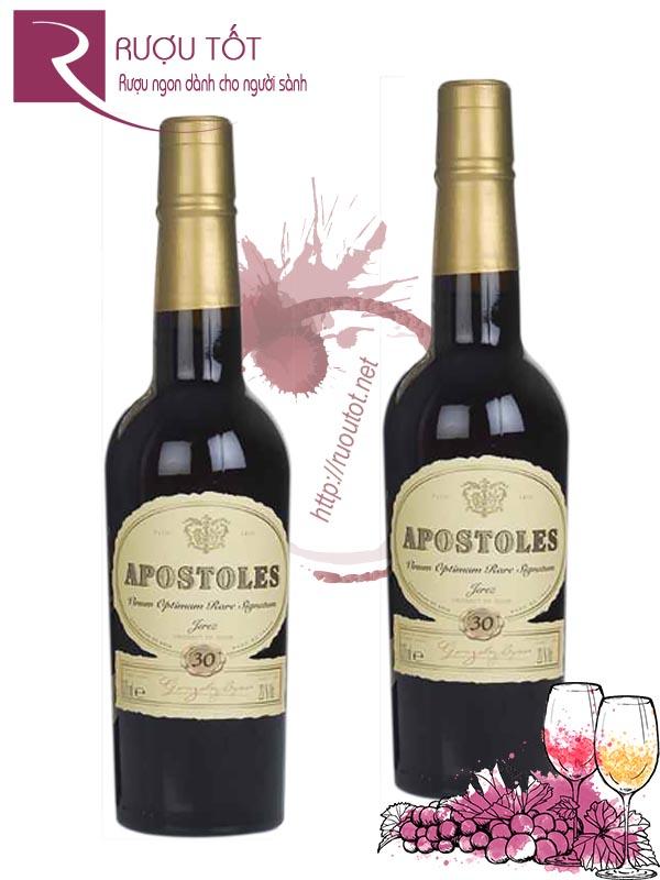 Rượu vang Apostoles Palo Cortado Gonzalez Byass Cao cấp