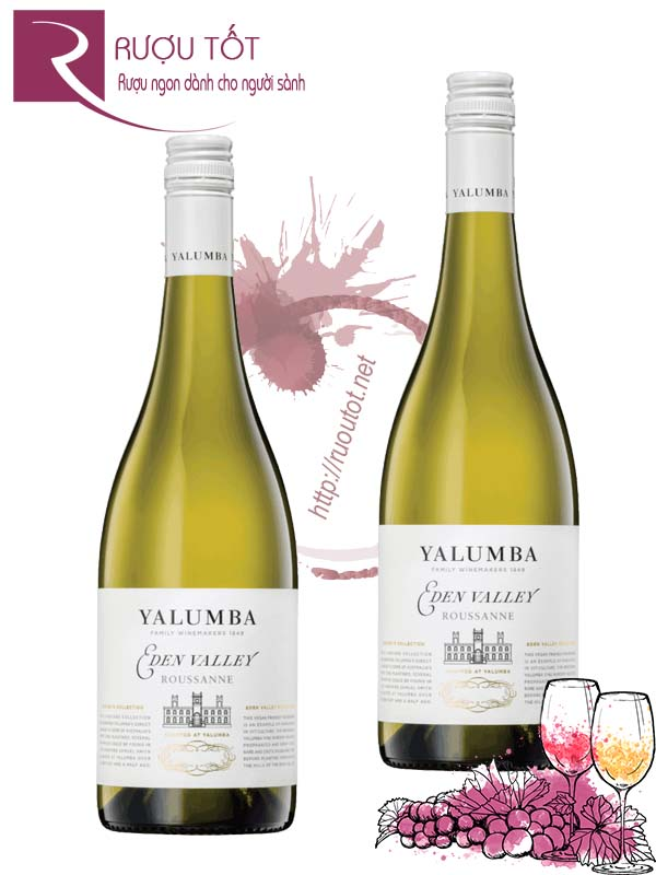 Rượu vang Yalumba Samuels Collection Eden Valley Roussanne
