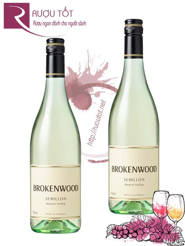 Rượu vang Brokenwood Hunter Valley Semillon Cao cấp