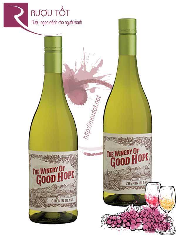 Rượu vang The Winery of Good Hope Chenin Blanc Cao cấp