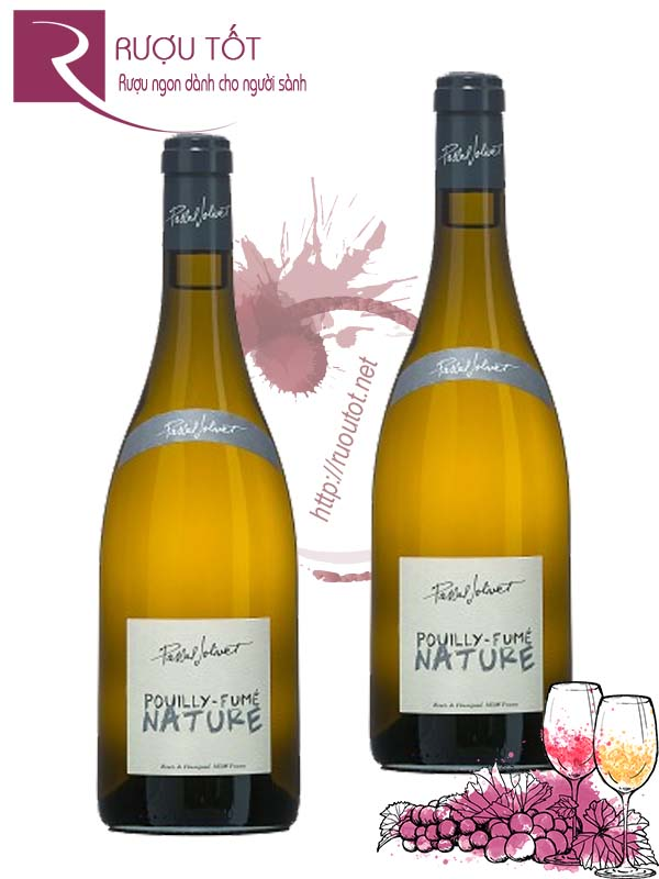 Vang Pháp Pascal Jolivet Pouilly Fume Nature Cao cấp