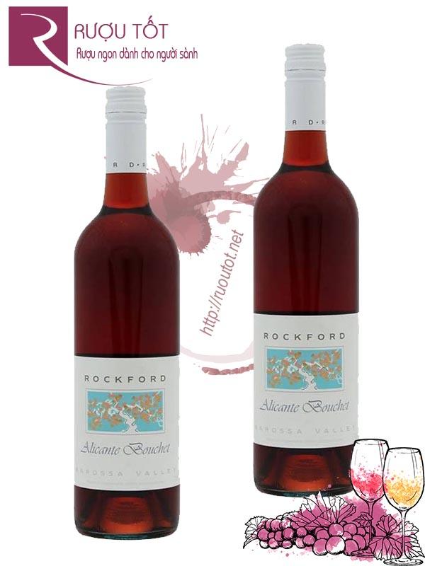 Rượu vang Rockford Alicante Bouchet Thượng hạng